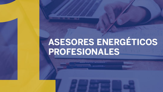 ASESORES ENERGÉTICOS PROFESIONALES